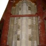 Pilares del trascoro